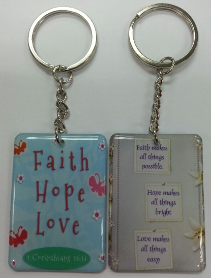 ENGLISH - FAITH,HOPE,LOVE