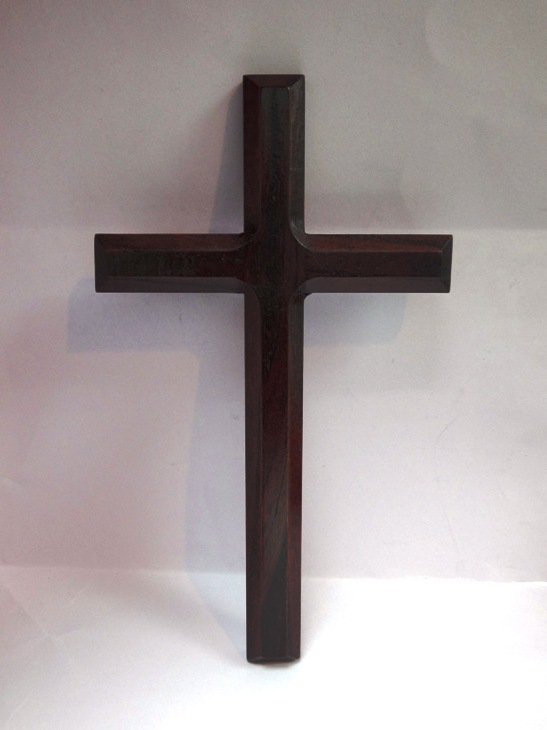 3D Dimension Wooden Cross