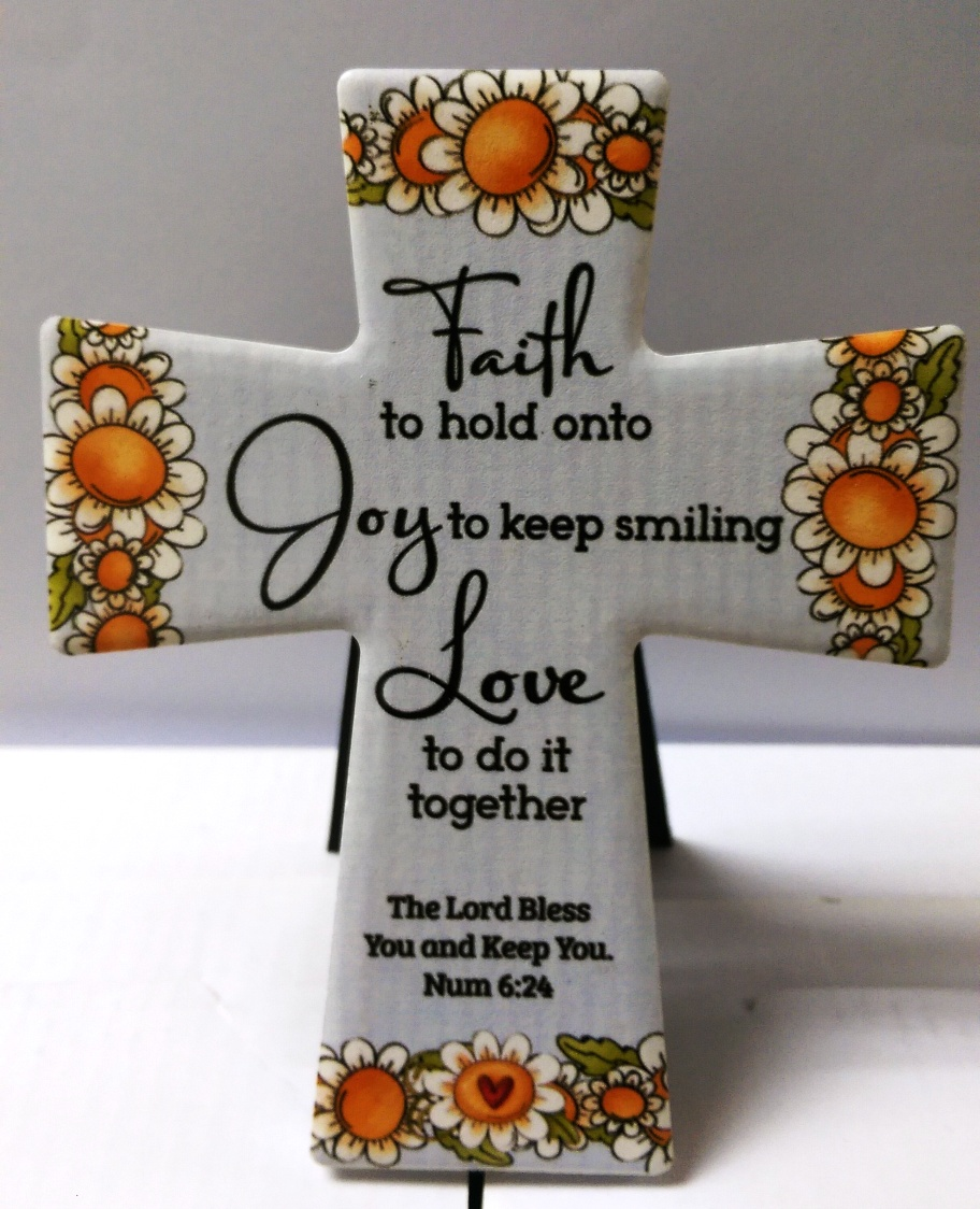 FAITH TO HOLD ONTO