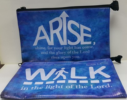 WALK IN THE LIGHT/ ARISE SHINE