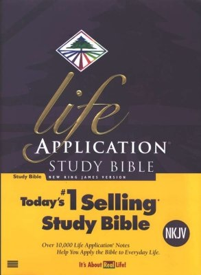 NKJV Life Application Study Bible 2nd Edition, Hardcover
